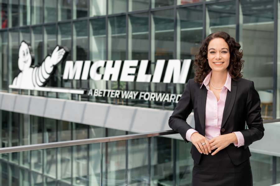 Theres Gosztonyi ist Vice President B2C Sales Europe North bei Michelin. | Foto: Michelin