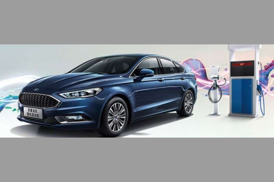 In China unterhält Ford ein Joint Venture mit JIangling. | Foto: Ford
