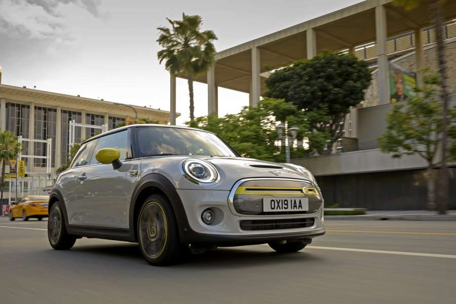 Built in Britain: Der Cooper SE wird in Oxford montiert. | Foto: Mini