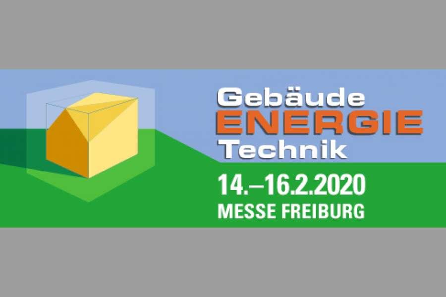 Getec Gebäude Energie Technik 2020 Messe In Freiburg