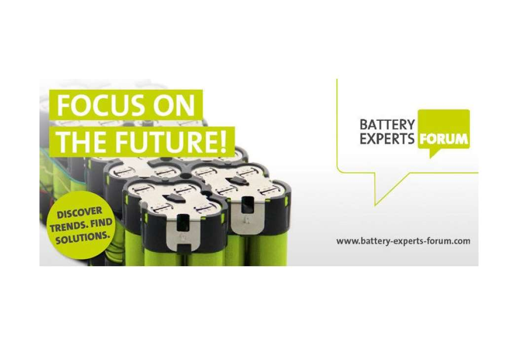 Battery Experts Forum 2019