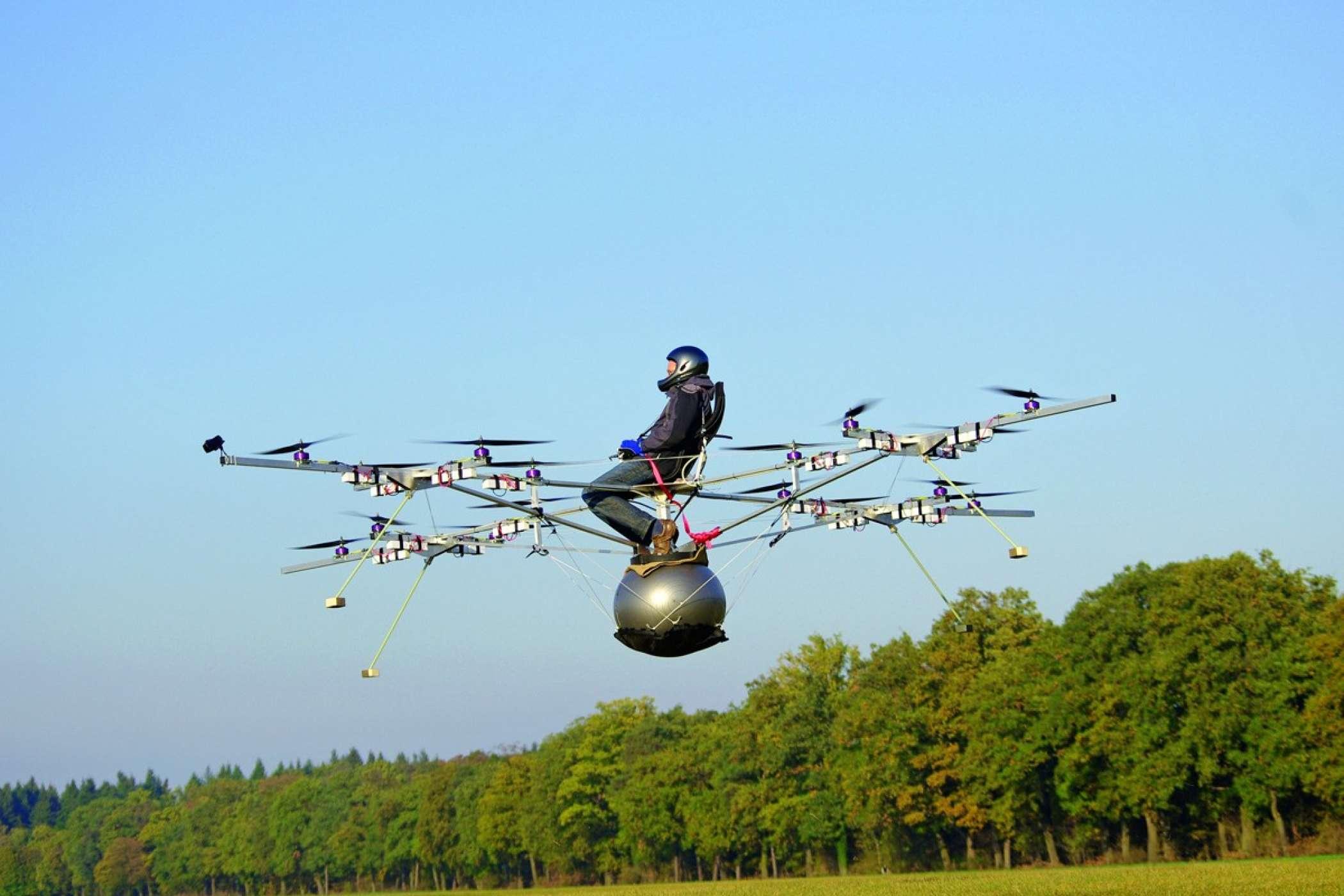 New Mobility in der dritten Dimension - Mobilität FLUGOBJEKTE ...