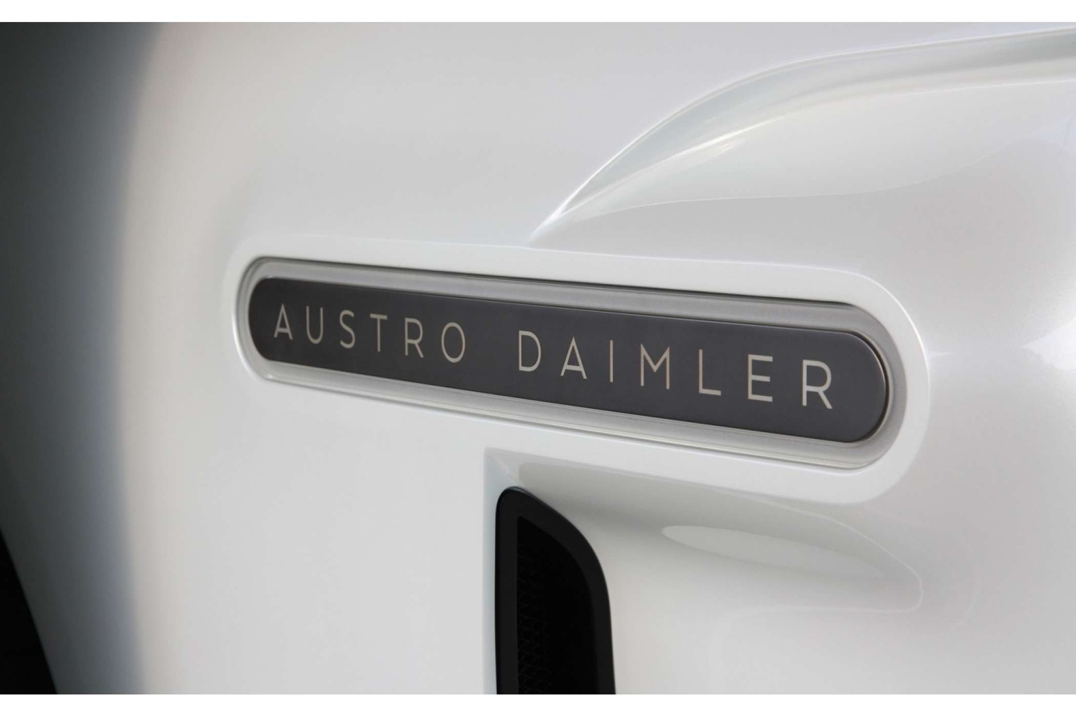 Alter Name, neues Auto. | Foto: Austro Daimler