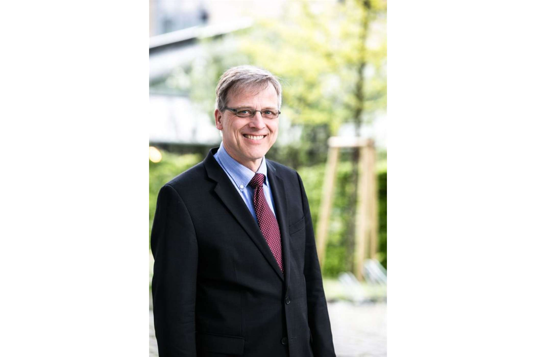 Stolzer Projektleiter: Prof. Dr. Christoph Walther, Head of Global Research bei PTV. | Foto: PTV Group