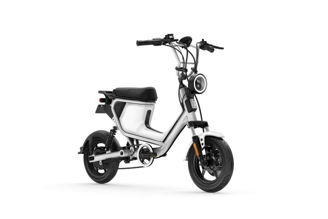 scooter niu startet mit ultraleicht pedelec roller elektromobilit t e mobilit t smart city. Black Bedroom Furniture Sets. Home Design Ideas