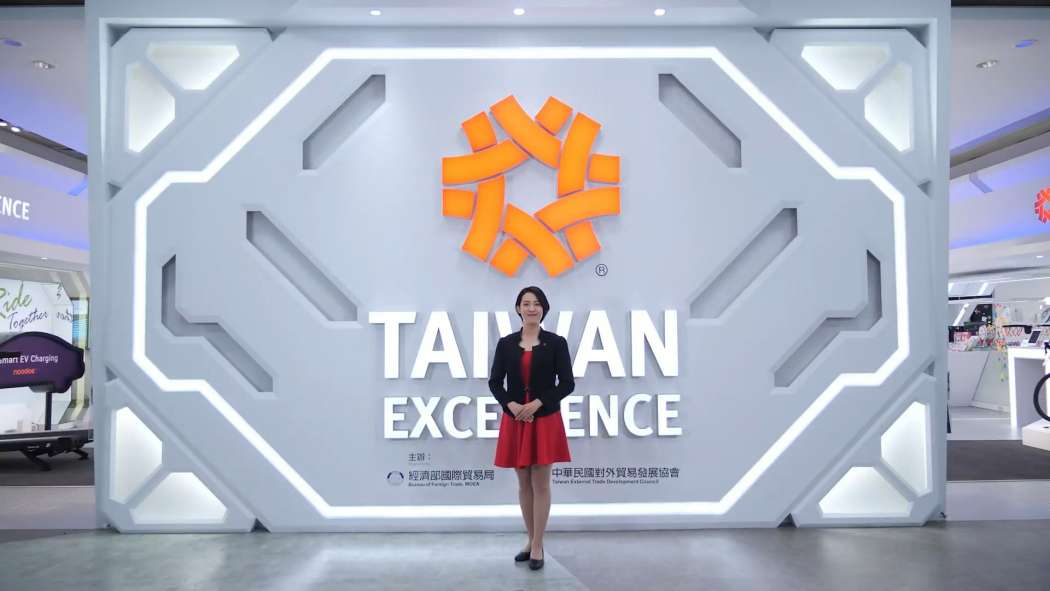 "Amel Chen moderierte ""Safety and Lightning"" von Taiwan Excellence. 