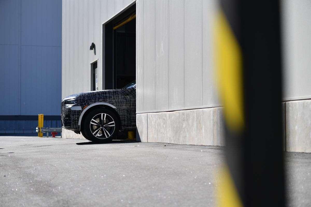 BMW will noch 2018 den ersten iNEXT-Prototypen ...
